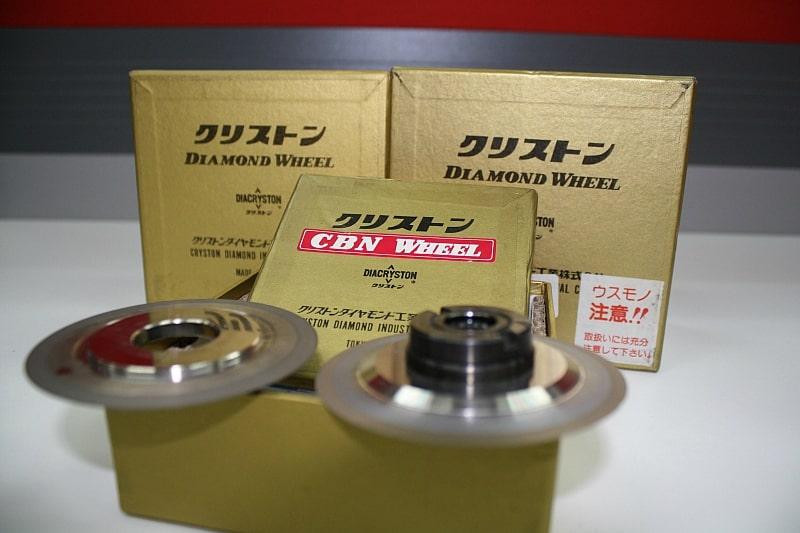 Diacryston CBN Diamond Wheel