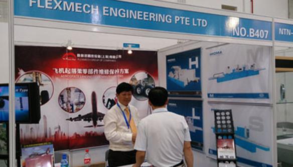 FlexMech Breaking into the Aerospace