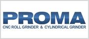 FlexMech Partner: Proma CNC Roll Grinder & Cylindrical Grinder