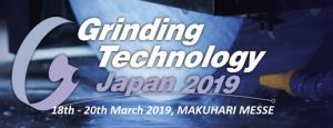 Grinding Technology Japan Exhibition 2019