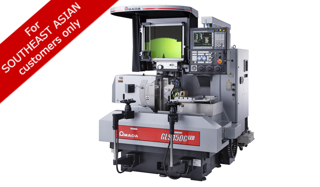 Amada Optical LED Profile Grinder GLS-150GL
