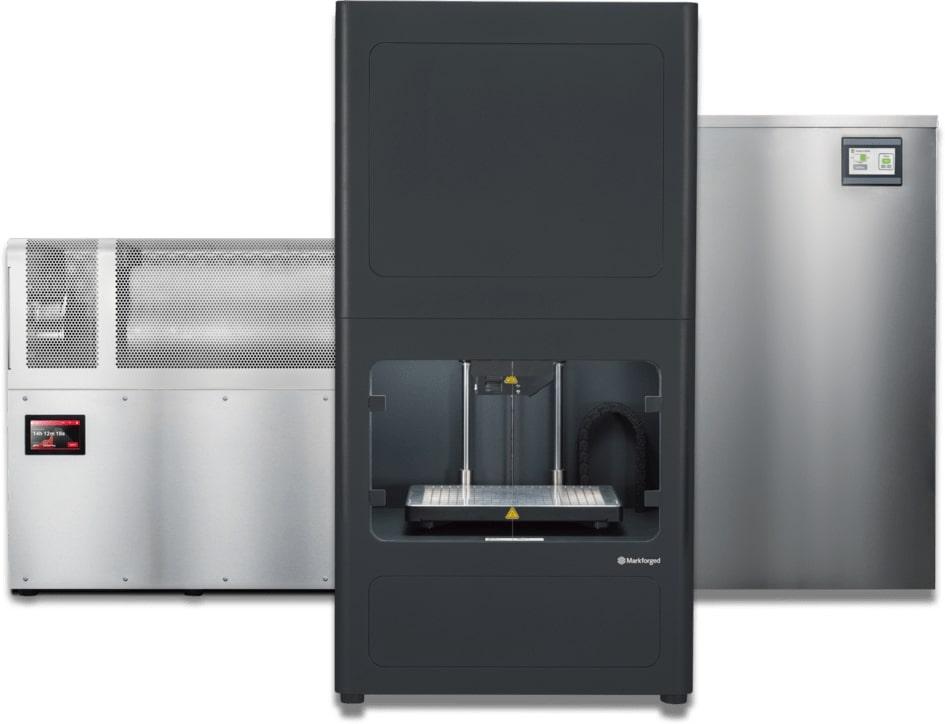 Markforged Metal X 3D Metal Printing System