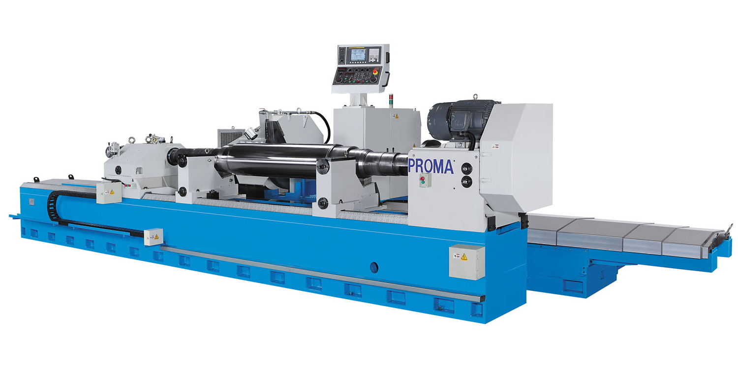 PROMA H Type Roll Grinder