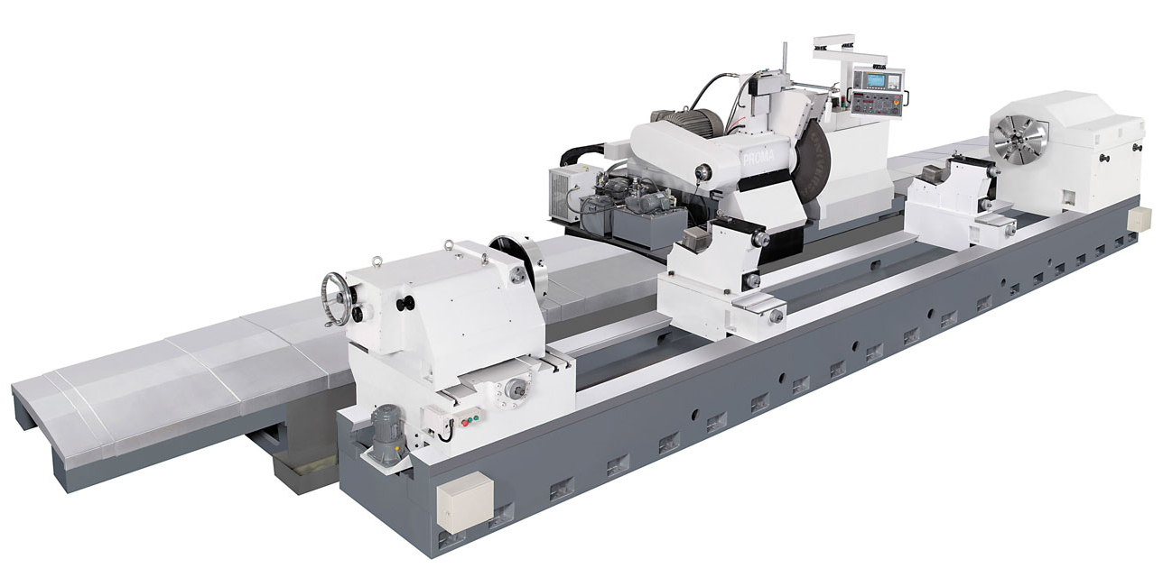 PROMA L Type Roll Grinder