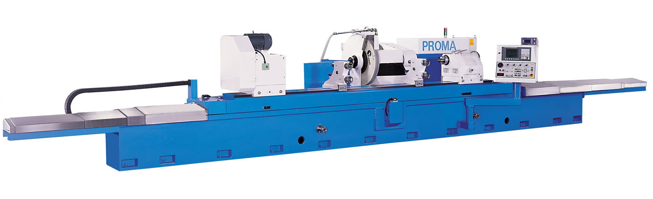 PROMA M Type Roll Grinder