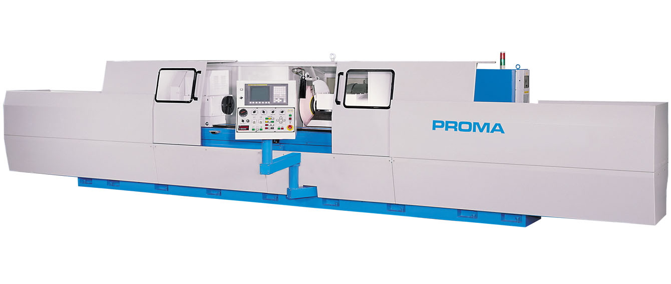 PROMA S Type Roll Grinder