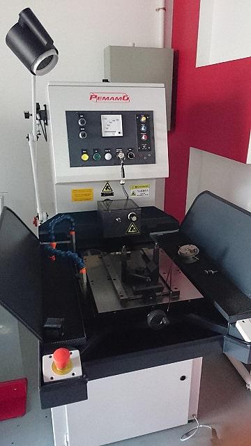 Pemamo Horizontal Honing Machine MDR-140EH