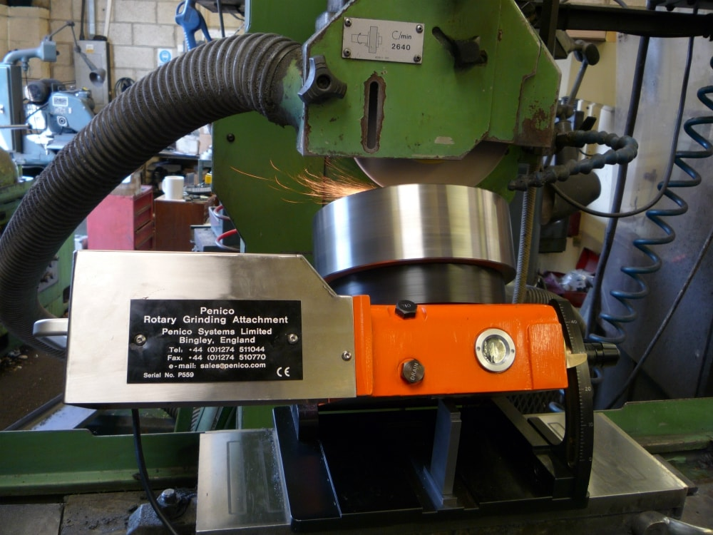 PENICO Flat & Sine Rotary Chuck for Surface Grinder