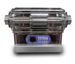 Toyoda stat bearing spindle