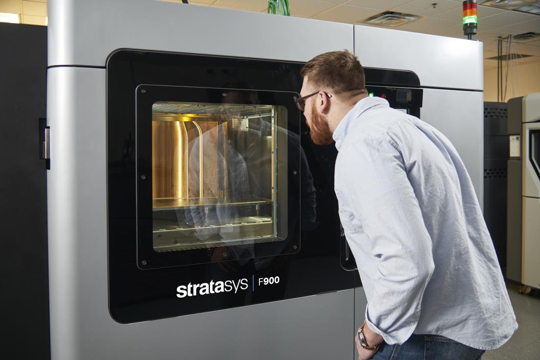 Stratyasys F900