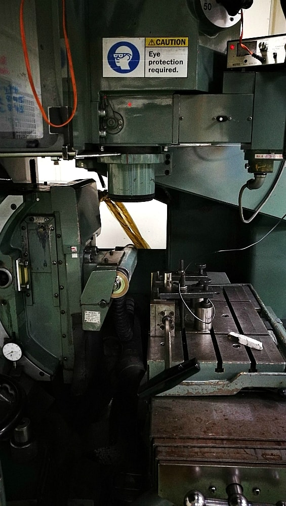 Wasino GLS-135AS Optical Profile Grinder