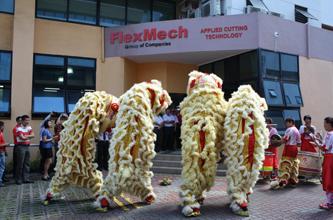 FlexMech Singapore New Office