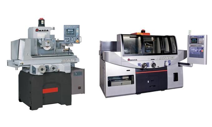 Amada CNC Form Grinder: Meister G3 / V3