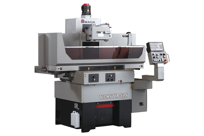 Amada CNC Surface Grinder Techster 52S