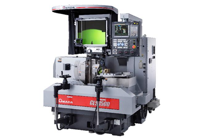 Amada Optical Halogen Profile Grinder: GLS_150D