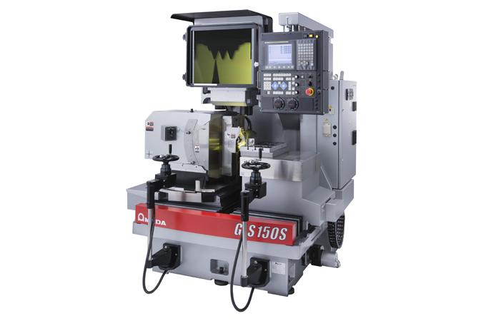 Amada Optical Halogen Profile Grinder: GLS_150S
