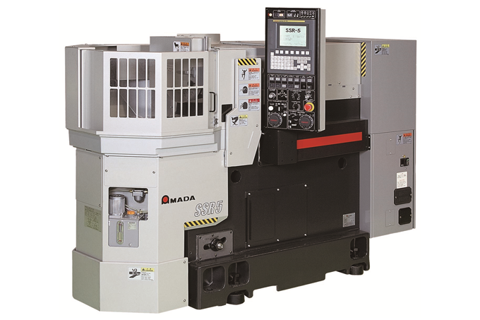 Amada Rotary Surface Grinder: SSR-5