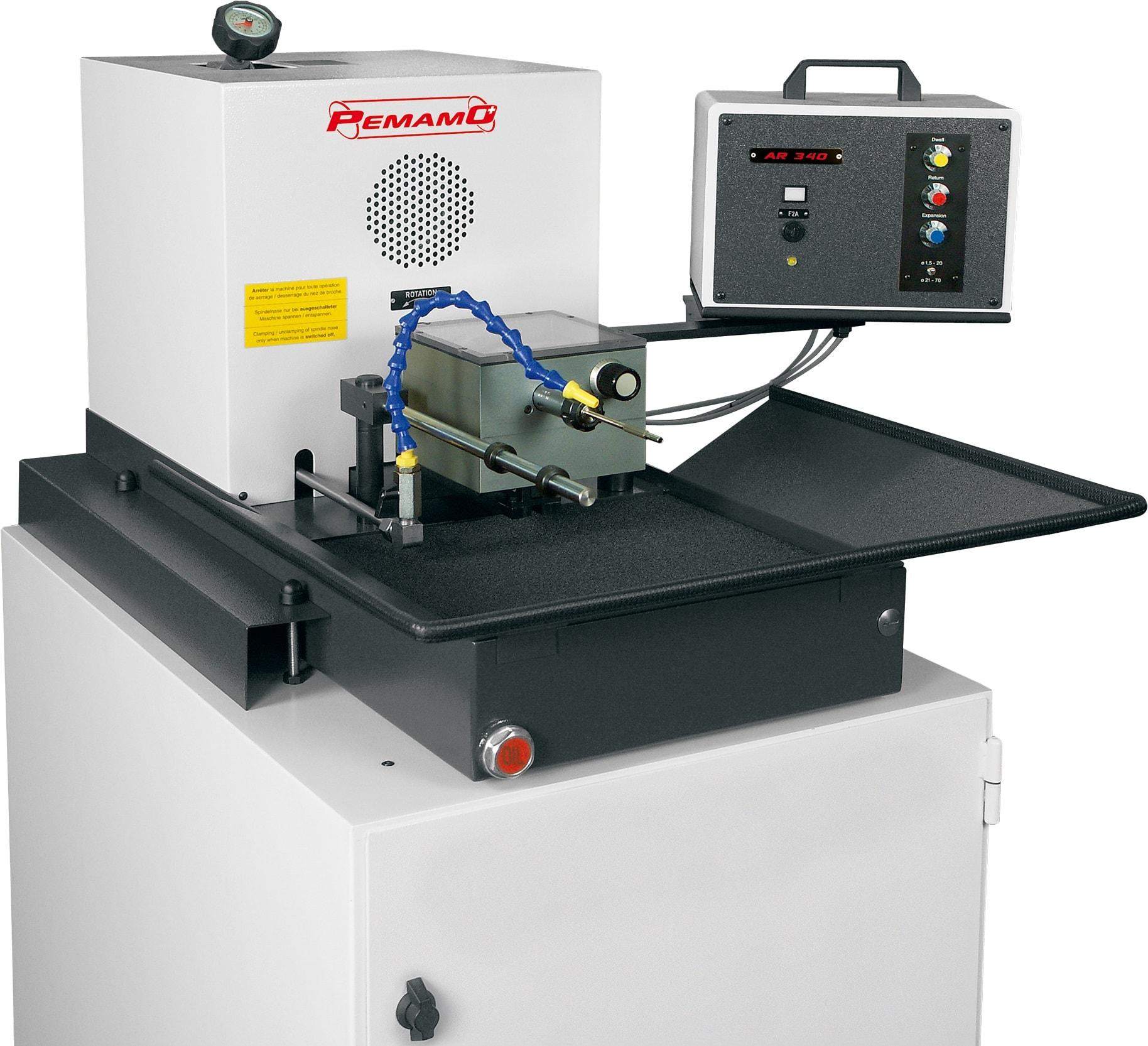 Semi Auto Honing Machine MDR-120E
