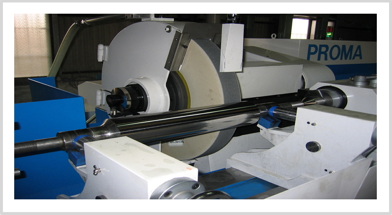 Proma Sample Roll Grinding