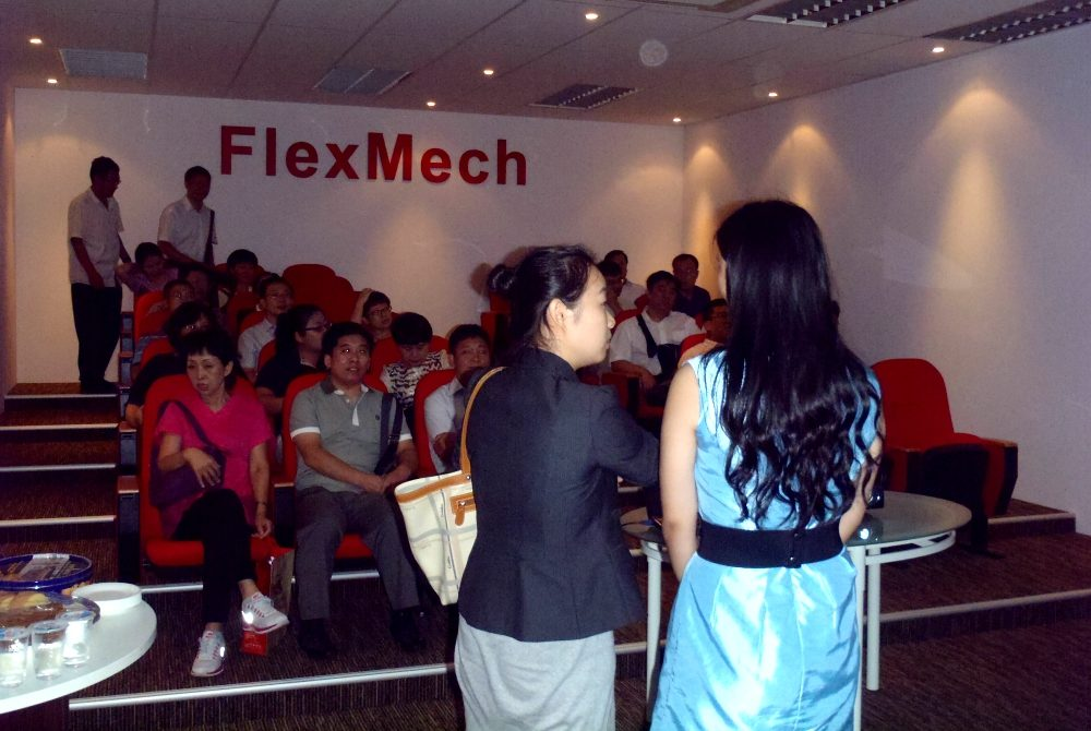 Flexmech singapore office