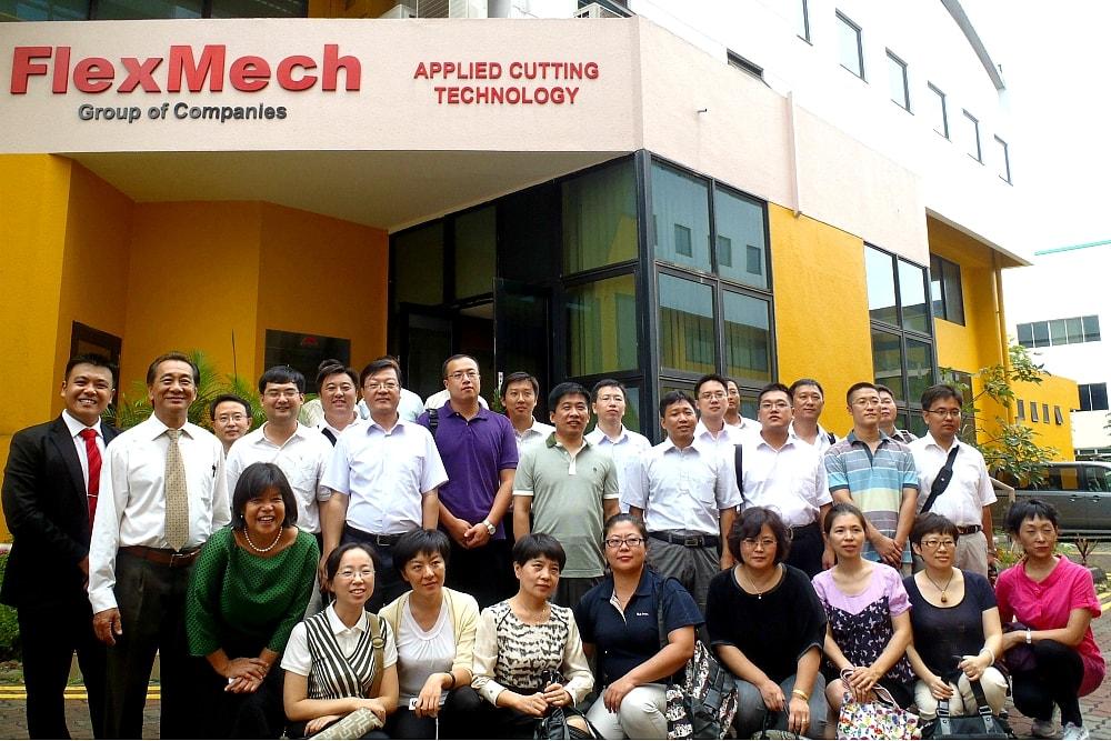 Flexmech Singapore HQ building