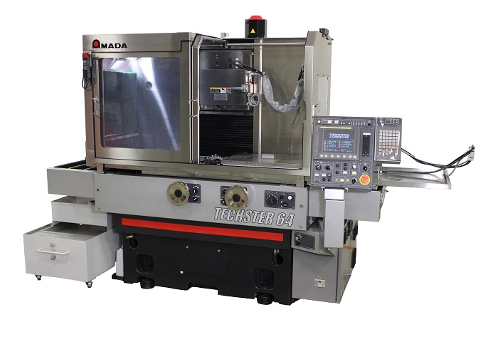 AMADA CNC SURFACE GRINDER: TECHSTER 64