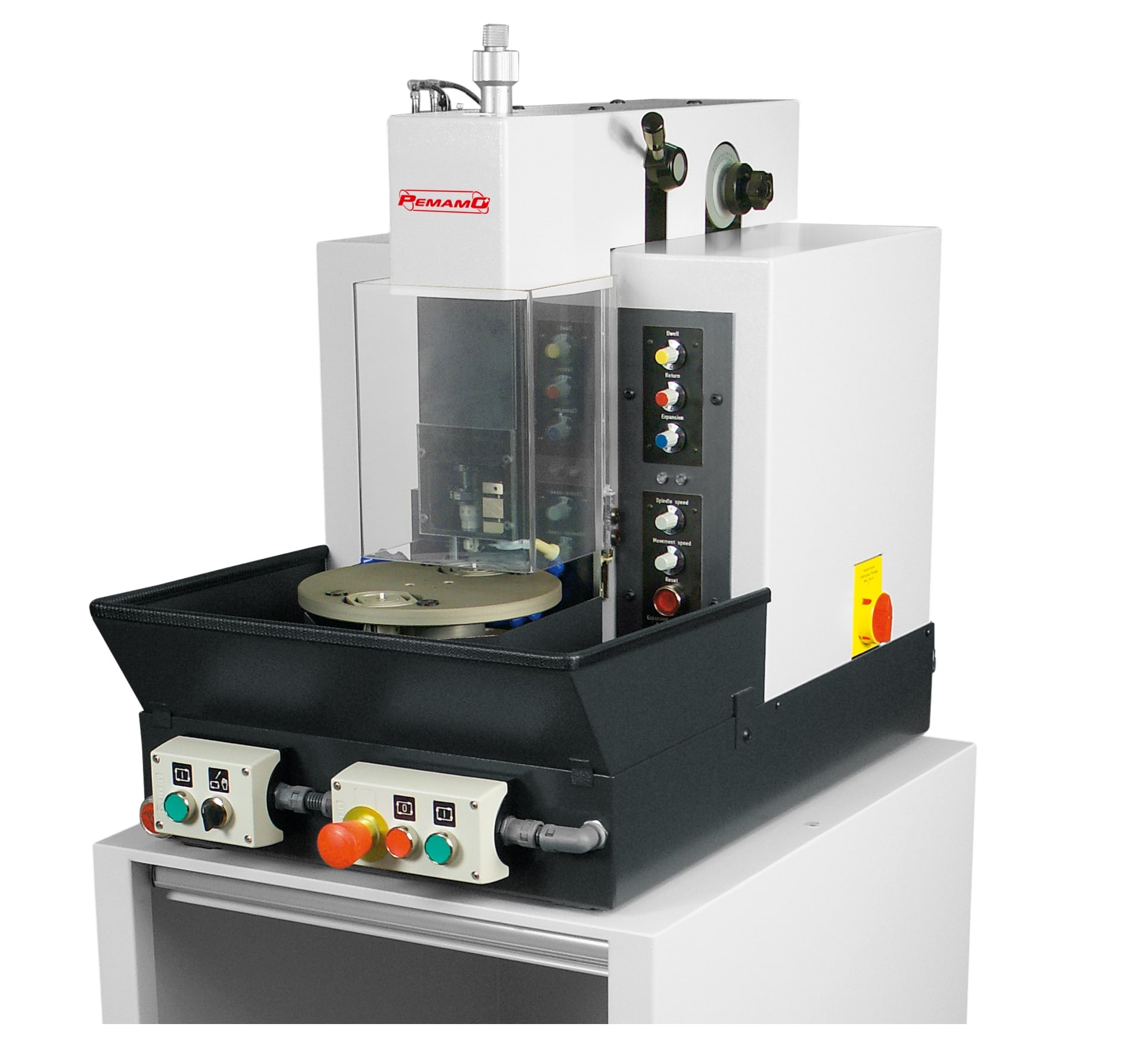 Small Bore diameter Honing machine MVR-060EH