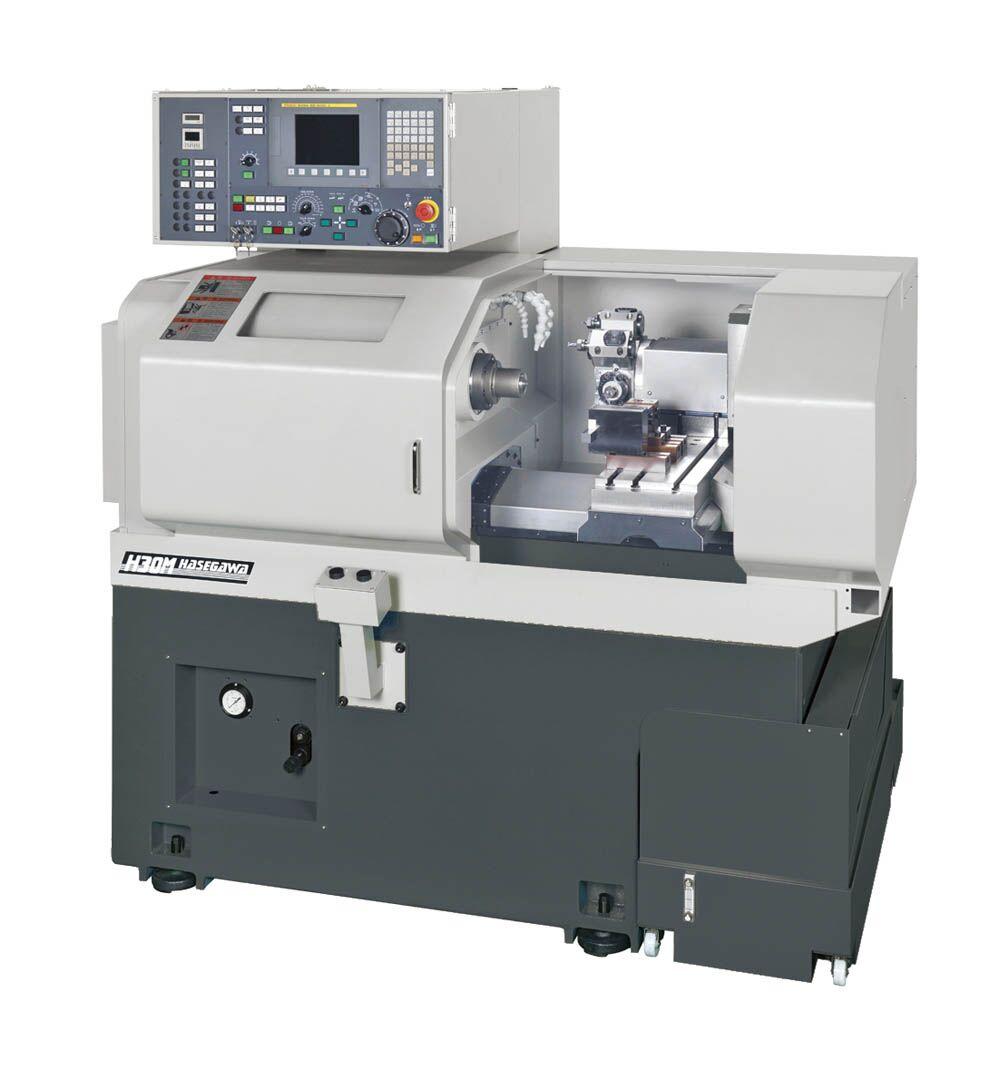 HASEGAWA H30 Precision CNC Gang Type Lathe