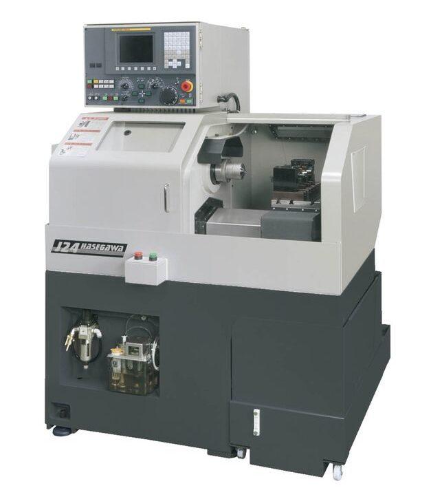 HASEGAWA J24 Precision CNC Gang Type Lathe