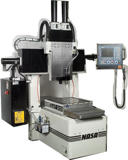 NASA Machining Center Producer 2031