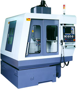 NASA Machining Center Producer 2031G
