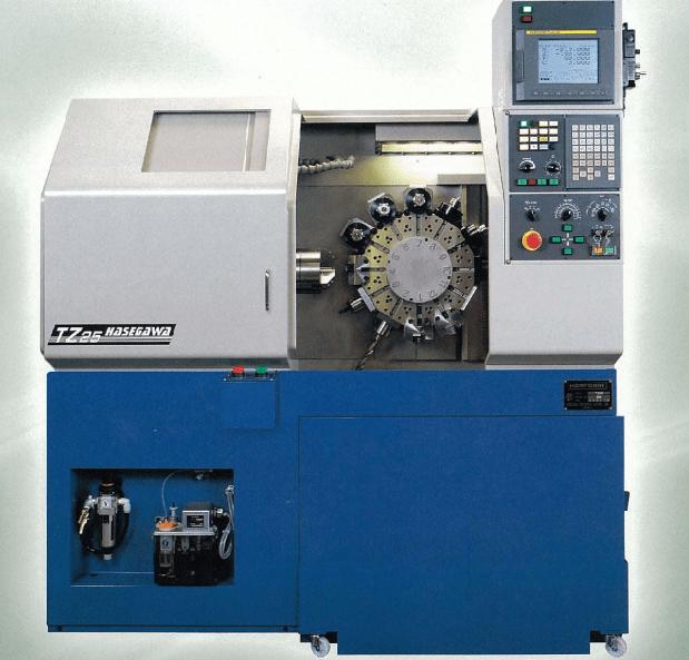 HASEGAWA TZ-25MY Compact Turn Mill Center