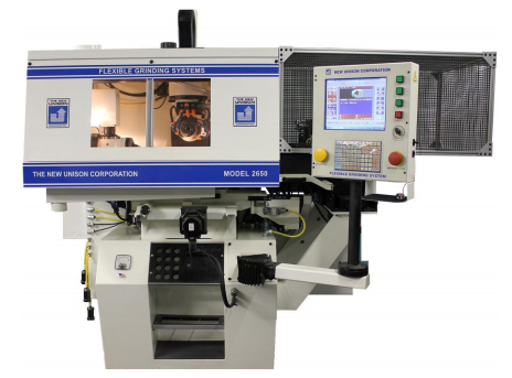 UNISON FGS 2650 CNC 7 Axis Cutting Tools/Burr Grinder
