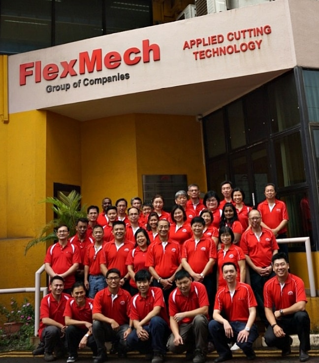 Flexmech Singapore Headquarter