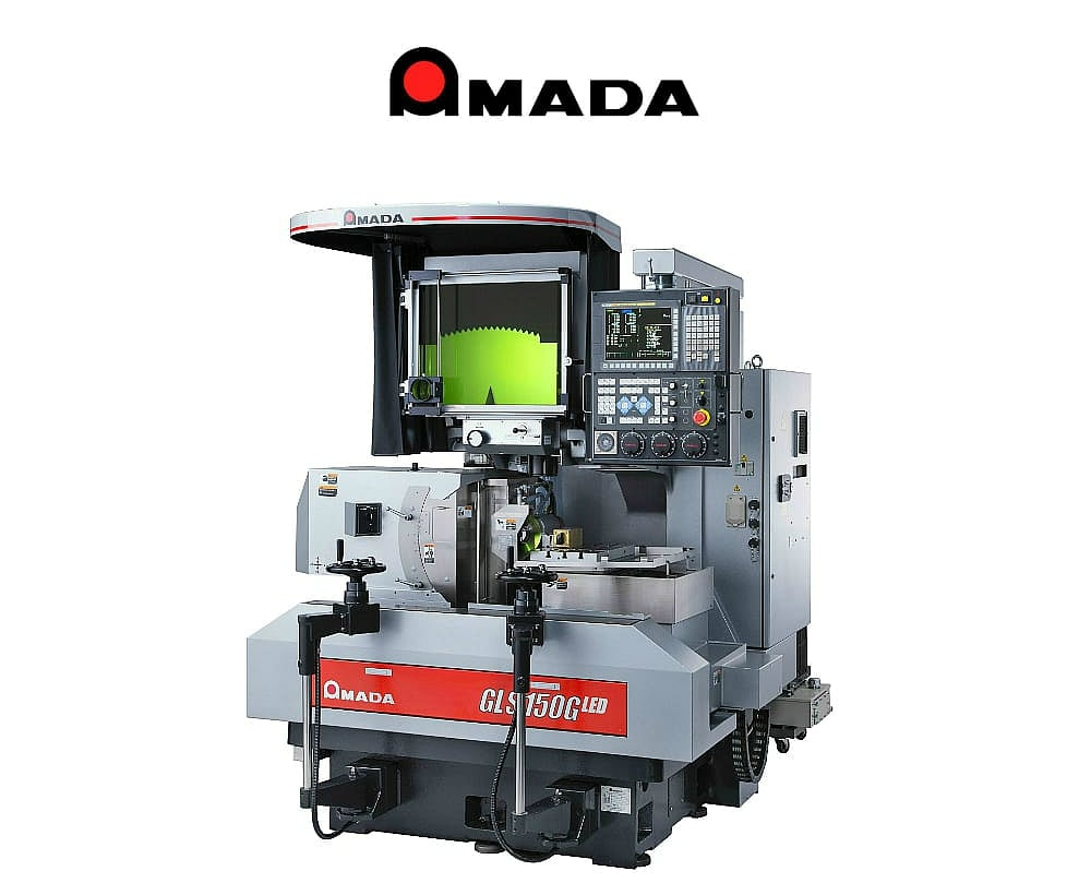 Amada Optical Profile Grinder GLS-150GL
