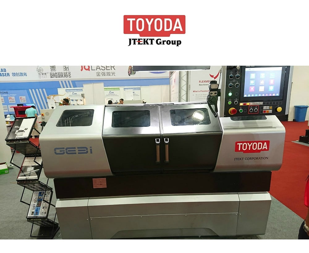 Toyoda GE-3Pi CNC Cylindrical Grinder