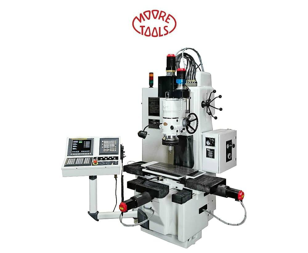 Moore 450-CPZ 5 Axis Jig Grinder
