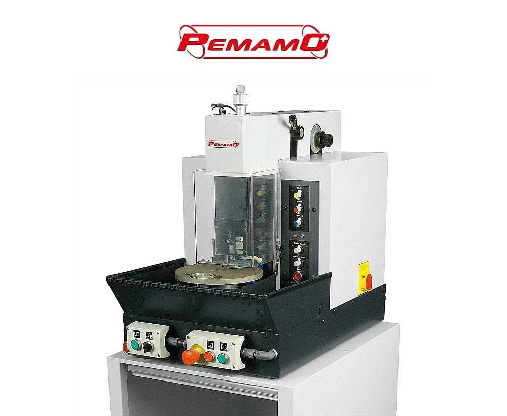 Pemamo MVR-060EH Small Diameter Honing Machine